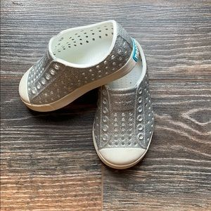 Native Silver Bling Shoes